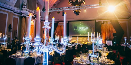Cardiff Life Awards 2021 tickets