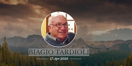 Biagio Tardioli Memorial Liturgy tickets