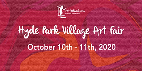 31st Annual Hyde Park Village Art Fair tickets