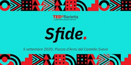 TEDxBarletta - Sfide biglietti