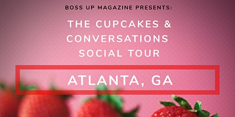 Cupcakes & Conversations: Atlanta tickets