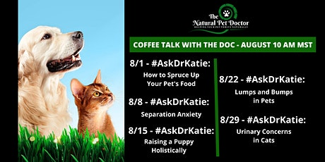 Coffee Talk with the Doc tickets