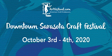 26th Annual Downtown Sarasota Craft Festival tickets