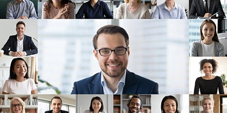 Virtual Speed Networking Event in Montreal   Business Professionals tickets