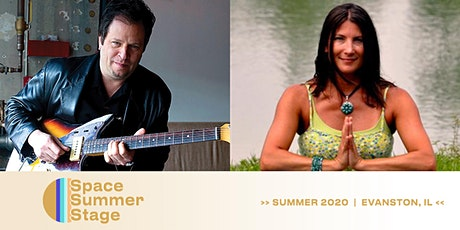 SOLD OUT | Yoga, Blues, and Brews with Kristin Andrews + Dave Specter tickets