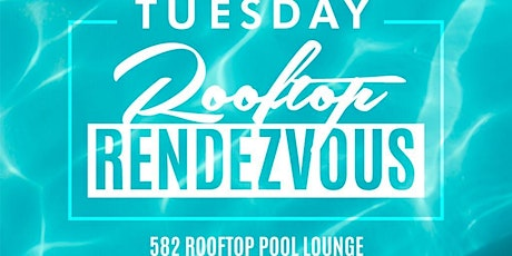 Rooftop Rendezvous Pool Party tickets