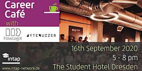 Career Cafe - Start-up your Career with ByteBuzzer and FlowlogiX Tickets