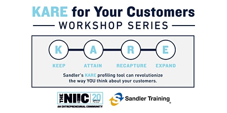 KARE for your  Customers Workshop Series tickets