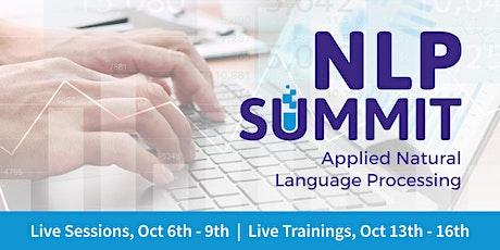 NLP Virtual Summit tickets