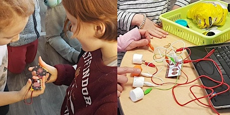 Lindsay Makerspace's Lending Library- Micro:bits & Makey Makey Kits tickets