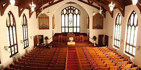 11:00 AM Worship Service - August 16,2020 tickets