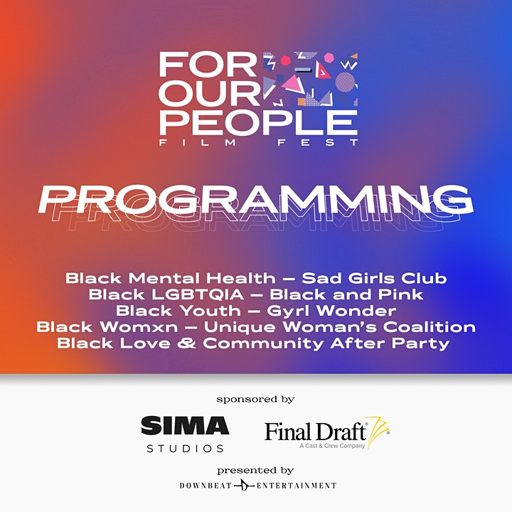 For Our People Film Fest image