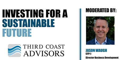 Investing for a Sustainable Future Webinar tickets