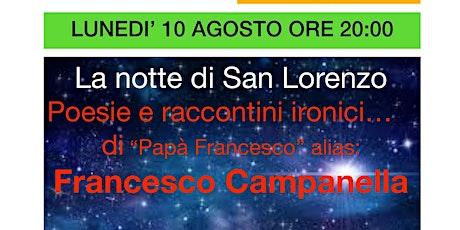 La notte di San Lorenzo biglietti