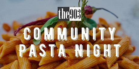 Community Pasta Night tickets