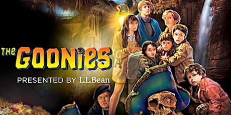 THE GOONIES at BDI, brought to you by L.L. Bean (Thursday 8/20) tickets