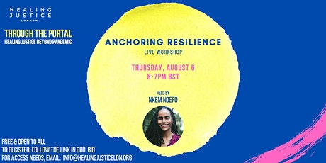 Anchoring Resilience tickets