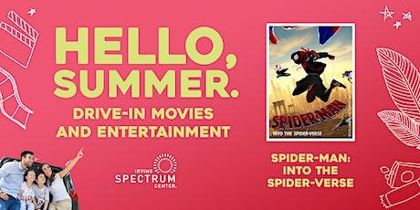 Starlite Drive In Movies - SPIDER-MAN: INTO THE SPIDER-VERSE tickets