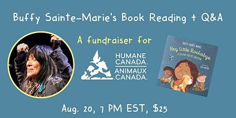 Buffy Sainte-Marie Book Reading: Hey Little Rockabye tickets