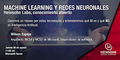 En el mes del Ingeniero aprende sobre Machine Learning y Redes Neuronales entradas