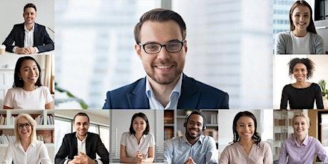 Ottawa Virtual Speed Networking Event | Business Professionals in Ottawa tickets
