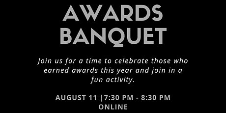 Harris County Awards Banquet tickets