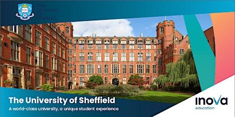 Para estudiantes paraguayos - Estudia en la Universidad de Sheffield tickets