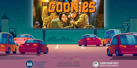 Drive-In Movie - The Goonies tickets