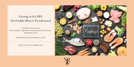 Eating with IBS Webinar Tickets