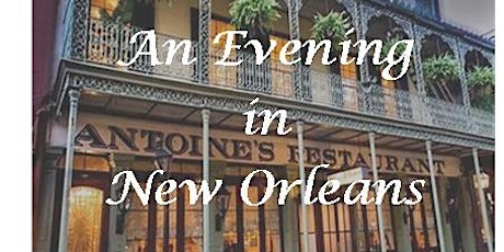 An Evening in New Orleans tickets