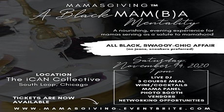 Mamasgiving 2020 by Mama-ish tickets