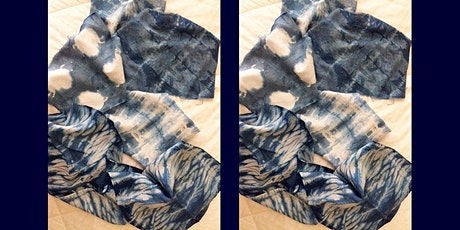 BLUE, BLUE BLUE... INTRODUCTION TO THE ART OF SHIBORI tickets