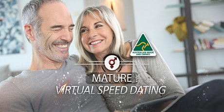 Mature VIRTUAL Speed Dating | 50-72 | October tickets