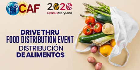 Food Distribution Event / Distribucion de Alimentos (Drive Thru) tickets