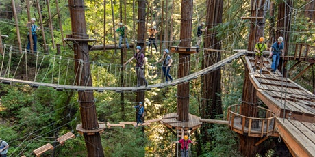 Ziplining Adventure, Secret Swimming Hole & Beach Hangout [Santa Cruz] tickets