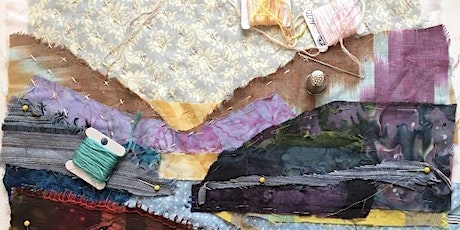 BORO MENDING  Landscape Sampler with Pam Woodward tickets