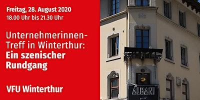 Unternehmerinnen-Treff, Winterthur, 28.08.2020