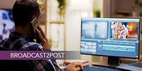 Remote Post Production For Media Companies tickets