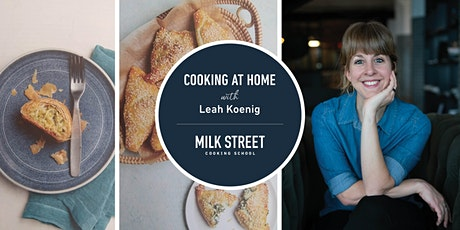Cooking at Home with Leah Koenig: Savory Jewish Pastries tickets