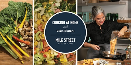 Cooking at Home with Viola Buitoni: Minestrone Road Map tickets