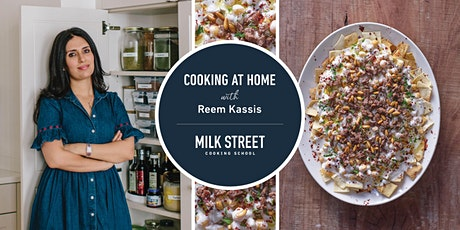 Cooking at Home with Reem Kassis: Fatteh tickets