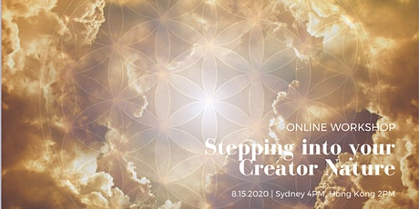 Online Workshop: Stepping into your Creator Nature tickets