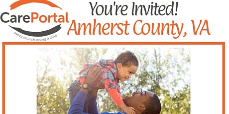 CarePortal Launch - Amherst County tickets