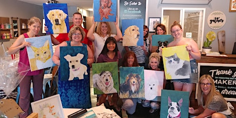 Virtual Paint Your Pet with Creatively Carrie! tickets