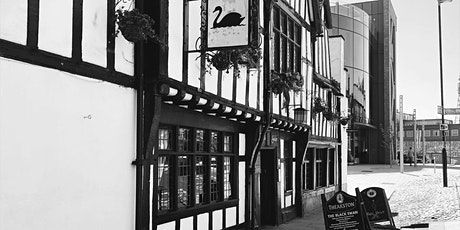 The Black Swan Ghost Hunt York with Haunting Nights tickets