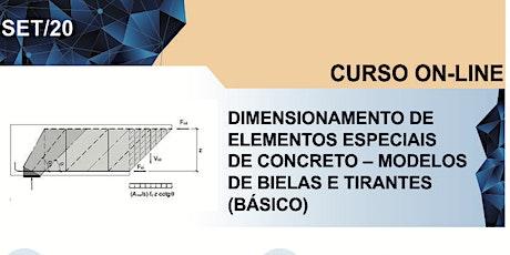 Curso Básico de Dimensionamento de Elementos Especiais de Concreto ingressos