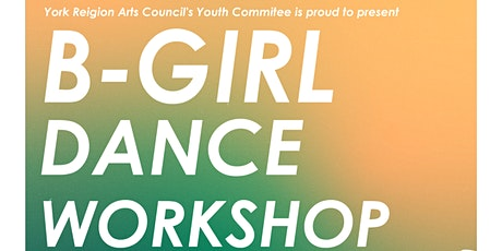 B-Girl Dance Workshop with Judi Lopez tickets