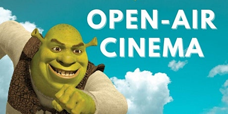 Shrek! Open-air Cinema with a Late Night Bar tickets
