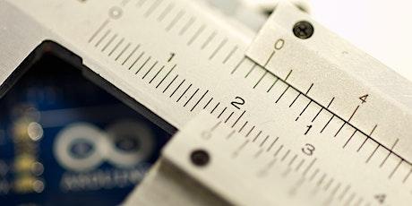 Reporting Scientific Measurements tickets
