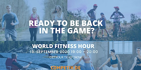 World Fitness Hour tickets